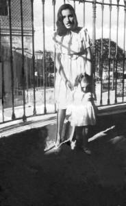 Ana María Salinas con Inmaculada Palacios-grande