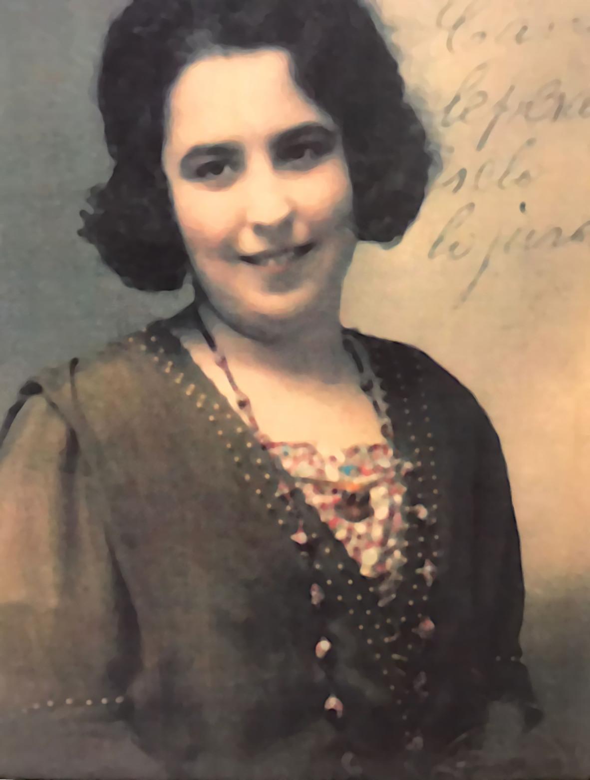 María Luisa Ruiz Rossi